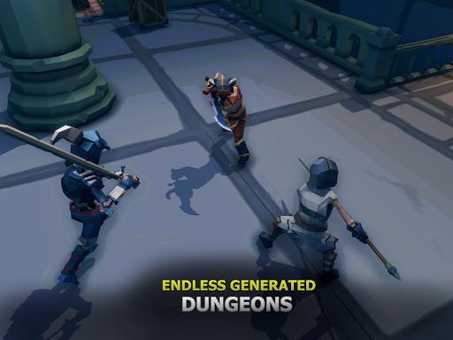 Restless Dungeon - Roguelike Hack 'n' Slash 1.44 screenshots 13
