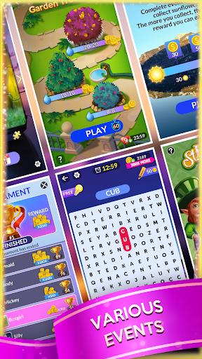 word slide - free word games & crossword puzzle screenshot 3