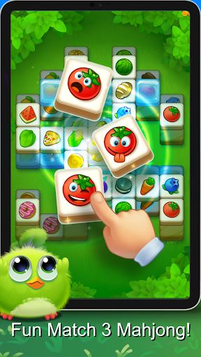 Tile Wings: Match 3 Mahjong Master screenshots 1