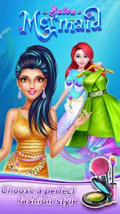 Mermaid Makeup Salon 5.6.5052 screenshots 2
