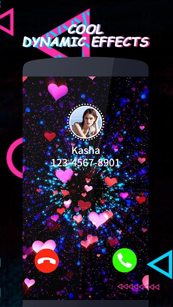 Shining Call Theme screenshot 1