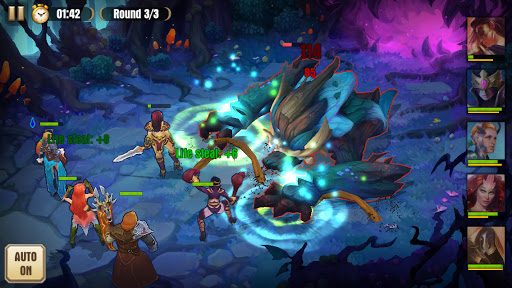 Juggernaut Wars - raid RPG games 1.4.0 screenshots 7