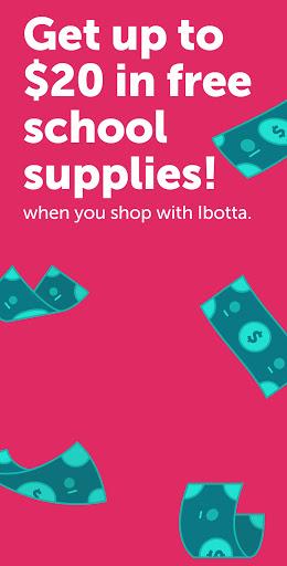 Ibotta: Cash Back Savings, Rewards & Coupons App apktram screenshots 2