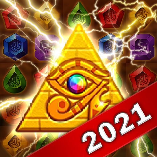 Legacy of Jewel Age: Empire puzzle
