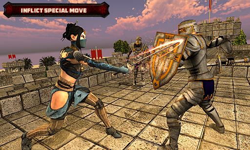 American Ninja Sword Fight with Assassin Warrior 2.0.7 screenshots 2