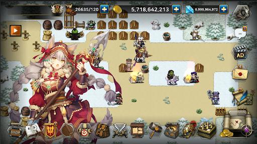 Eternal Saga : Region Tactics  screenshots 14
