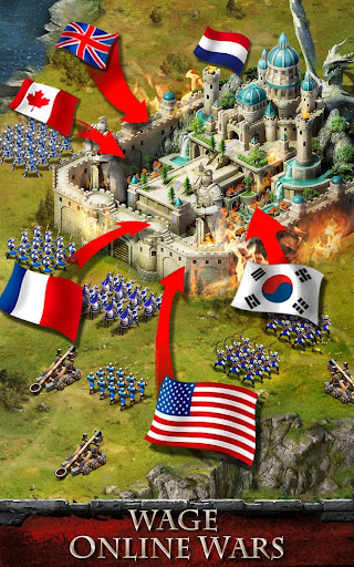 Empire War: Age of hero 10.005 screenshots 10