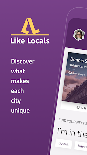 Like Locals - Personal City Guides