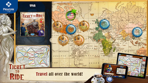 Ticket to Ride for PlayLink 2.7.2-6472-ceb1ea16 Screenshots 4