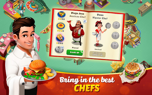 Tasty Town - Cooking & Restaurant Game ud83cudf54ud83cudf5f  screenshots 21