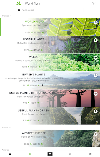 PlantNet Plant Identification 3.3.24 Screenshots 9