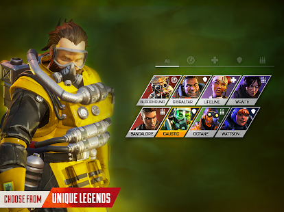 Apex Legends Mobile Screenshot