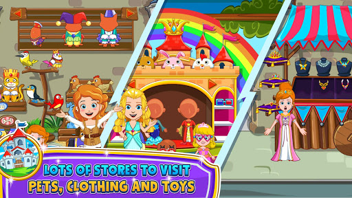 My Little Princess: Shops & Stores doll house Game  screenshots 4