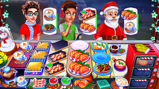My Cafe Shop – Indian Star Chef Cooking Games 2020 1.13.9 Download Mod Apk 3