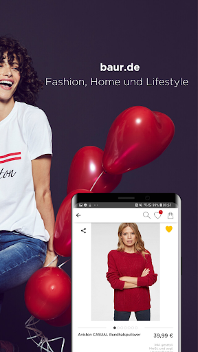 BAUR u2013 Mode & Wohnen 1.7.4 Screenshots 2