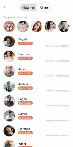 MeetYa - Match, Chat, Meet & Date 1.66 Screenshots 4