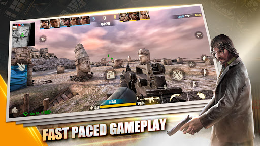 Zula Mobile: Multiplayer FPS 0.18.0 screenshots 2