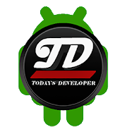 Today's Developer-Android app development tutorial
