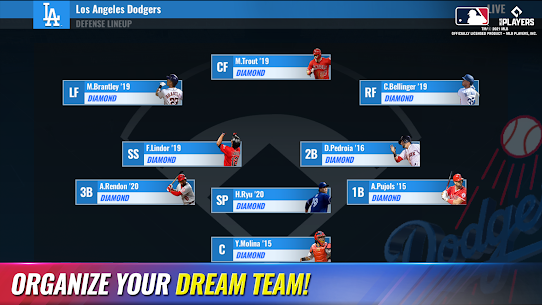 MLB 9 Innings 21 10