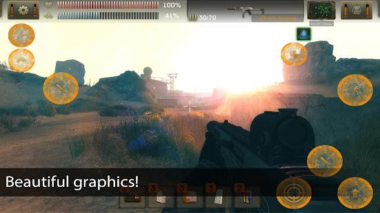 The Sun Origin: Post-apocalyptic action shooter