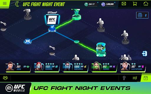 EA SPORTSu2122 UFCu00ae Mobile 2 1.5.04 screenshots 9