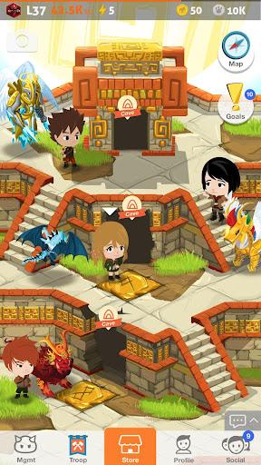 Battle Camp - Monster Catching 5.13.0 screenshots 6