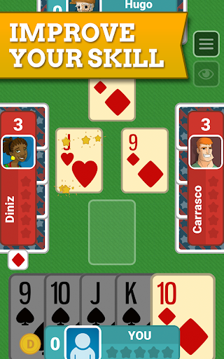 Euchre Free: Classic Card Games For Addict Players 3.7.8 screenshots 15