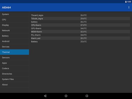 AIDA64 android2mod screenshots 23