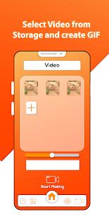 GIF Camera - Make GIF from Photo & Video