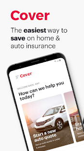 Cover - Insurance in a snap Screenshot