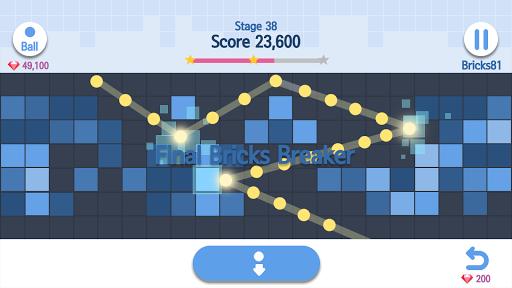 Final Bricks Breaker  screenshots 1