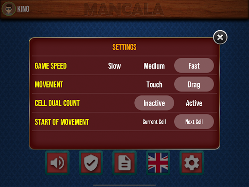 Mancala Online - Strategy Board Game apktram screenshots 12