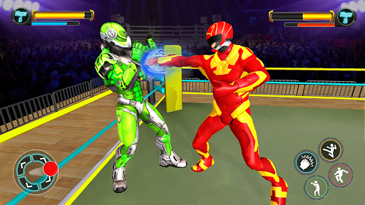Grand Robot Ring Fighting 2020 : Real Boxing Games 1.19 Screenshots 24