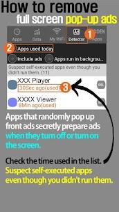 Goclean-Popup Ad detector,Hidden Apps detector APK 2