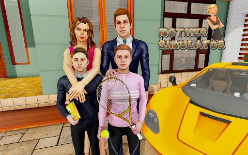 Dream Mother Simulator: Happy Family Life Games 3D screenshots 5