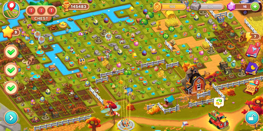Mingle Farm u2013 Merge and Match Game 1.1.0 screenshots 6