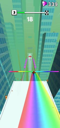 Rail Run: Sliding Run on Roof 1.0.36 screenshots 6
