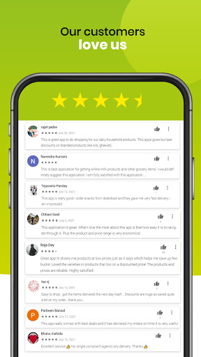 DealShare - Online Grocery Shopping & Delivery App apktram screenshots 8