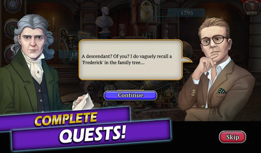Time Crimes Case: Free Hidden Object Mystery Game  screenshots 5