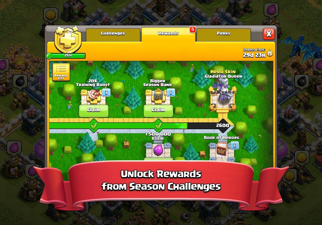 Clash of Clans  poster 20
