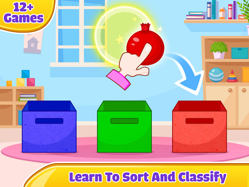 Kids Sorting Games - Learning For Kids screenshots 6