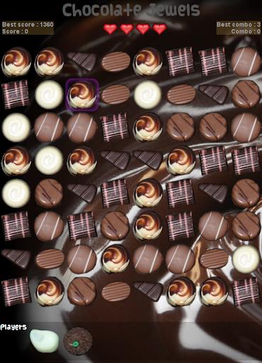 Chocolate Jewels screenshots 9
