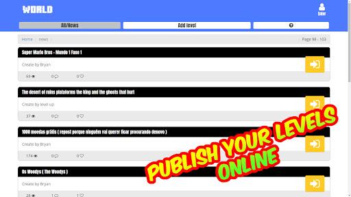 Mr Maker 3 Level Editor  screenshots 5