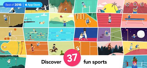 Fiete Sports - 37 Sport Games for kids 6.0.0 screenshots 1