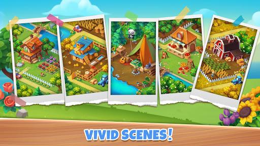 Farm Story - Solitaire Tripeaks 1.0.3 screenshots 3