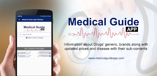 Medical Guide App Pakistan - Apps on Google Play