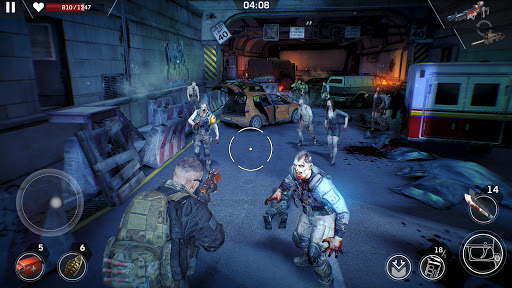 Left to Survive: Dead Zombie Shooter & Apocalypse  screenshots 4