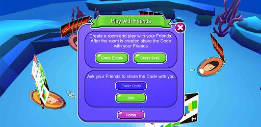 Crazy Eights 3D 2.8.12 screenshots 6