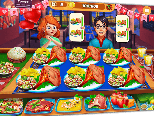 Cooking Crush: New Free Cooking Games Madness android2mod screenshots 21