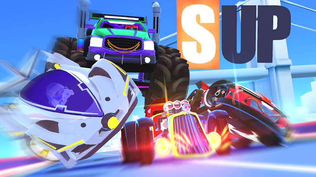 SUP Multiplayer Racing  poster 14